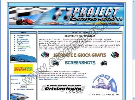 F1 Project
