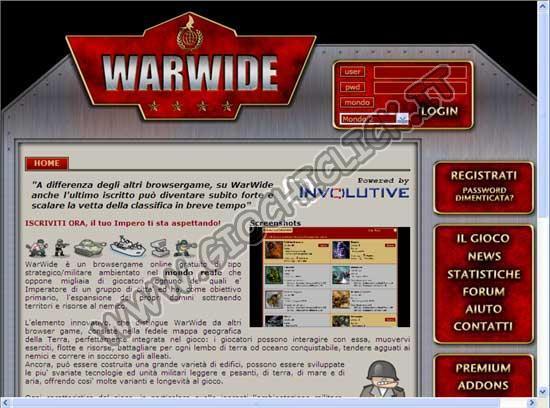 WarWide