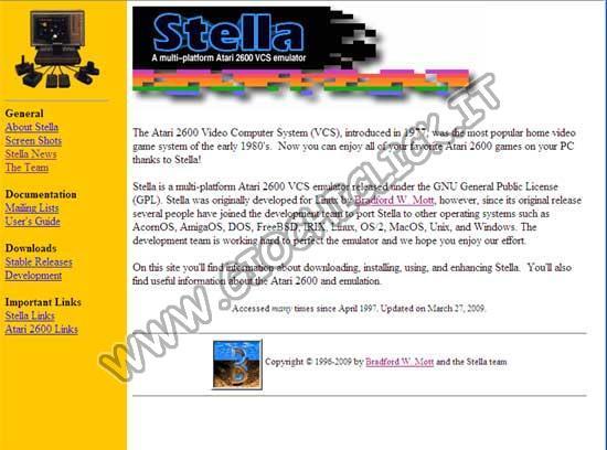 Stella Emulator